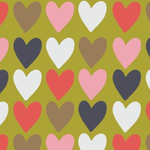 heart, heart pattern
