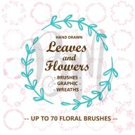 Leaves_and_Flower_brushes_Main