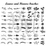 Leaves_and_Flower_brushes_WB_01