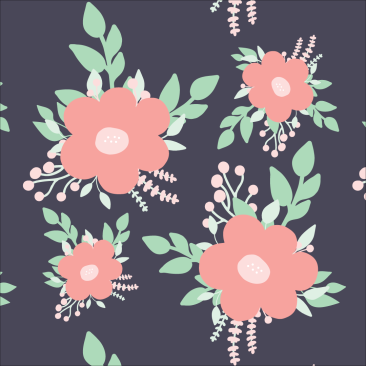pattern, flower