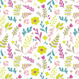 pattern design, floral pattern