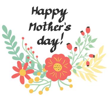 mothersday vectorgraphic flowers flowerillustration flourish