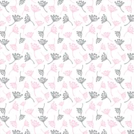 grey and pink dandelion flower