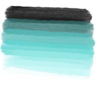 blue mixture