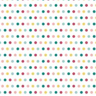 Dots in colors